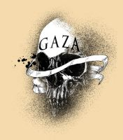 Gaza by arosenlund