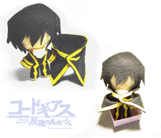 CRAP :: Lelouch by vinnick