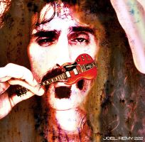 Frank Zappa by JoelRemy222