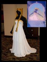 Silhouette Serenity - MomoCon 2013 Cosplay by the-peppermint-kid