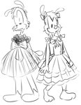 Dresses by Minkerdoodle