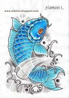 my tattoo design by ElPatron