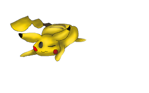 Day Eight Pikachu by Caution-Koneko