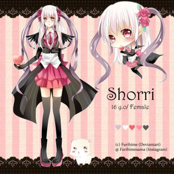 Shorri Chara Sheet by Furihime