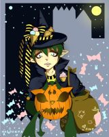 Halloween Amaimon by magdaxox