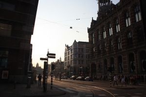 amsterdam street by michell-e