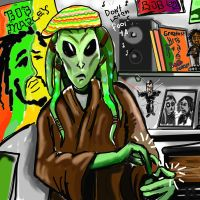 We Be Jammin by DarthMater
