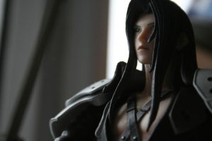 Sephiroth Figure by Azraial