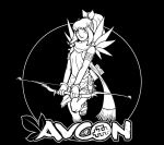 AVCon 2010 Tshirt: Ayvee by zii