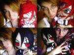 Grell, Sebastian and me by PlacebicYue