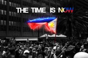 The time is now by omnigfx