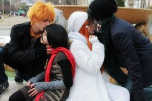 Bleach Winter Version by the SC Cosplay by theSCcosplay