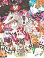 halloween 2010 by fresitarubia