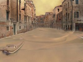 The desert of Venice by frenchfox