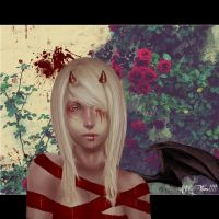 .::Little Demon::. by flame1111