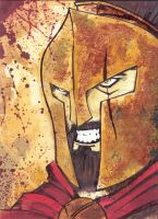 King Leonidas by KidNotorious