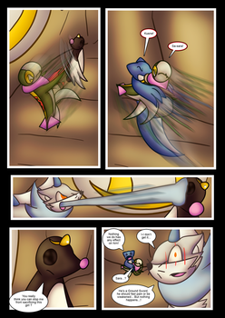 SWORDS: Beyond Darkness and Light - Page 124 by MudkipWaterkip
