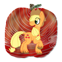 Apples and Art by SilverIttam