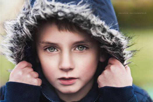 Feeling the Cold by Arcanum-Photography