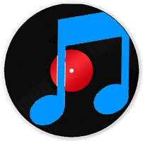 Itunes Retro Circle by binaryGH0ST