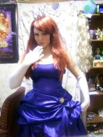Princess Ginger Cosplay Teaser by kcjedi89