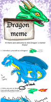Dragon Meme by DragonzFire95