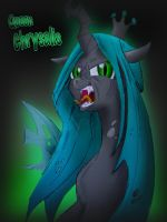 Chrysalis Sketch Color by 0Gamex0