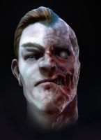 Two-Face Rerender by TLishman
