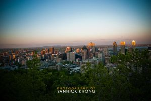 Montreal City Centre by confucius-zero