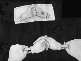 Hands by azule