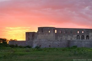 Borgholm Castle by Gilgond