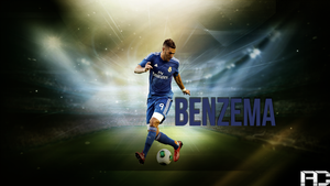 Benzema wallpaper by ANILDD11