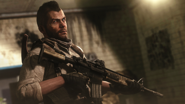 Soap (MW3) by AngryRabbitGmoD