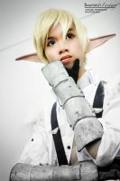 Ragnarok Online Me as White Smith ! by waynelhubxu