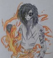 Andy Biersack IV by kittykatc666