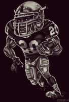 Darren McFadden - Raiders by EddieHolly