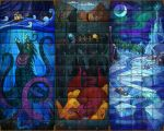 Stained Glass 2 for Evilibrium by Anhel1310