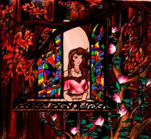 The Stained Glass Window by TheForsakenSailor