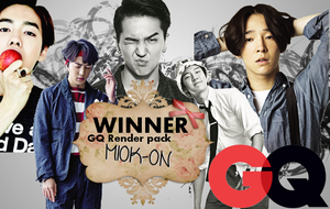 WINNER GQ Korea [ RENDER PACK ] by MioK-ON