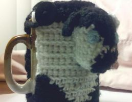 Cow Mug Cozy 6 by energeticjen