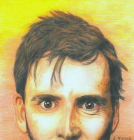 David Tennant by GermanCompanion