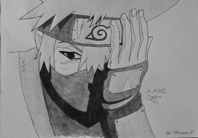 young Kakashi by M0nstac00kie