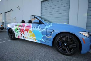 Why use car wraps instead of paint for your car? by twiistedesign
