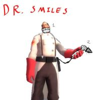 Dr. Smiles Set by impostergir007