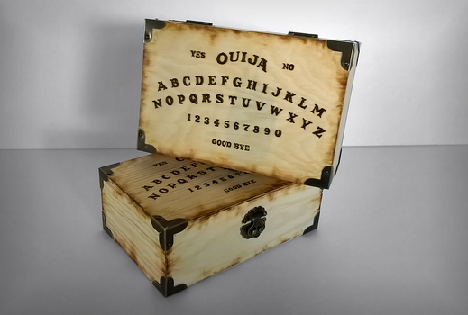 Ouija Box II by youwillfade