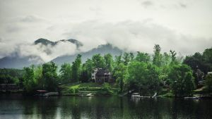 Misty Mountain Mornings by pagit