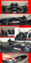 lego batmobile beyond homage by RedBlueIsCool