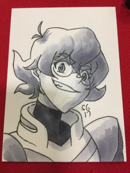 Pidge, Voltron by SoVeryUnofficial
