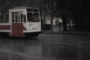 tram by Northern-beauty