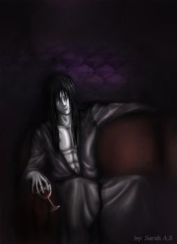 Orochimaru by Sarah--AS